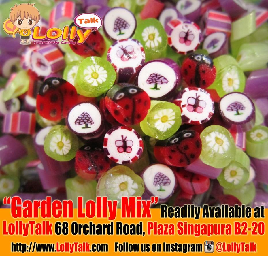 Garden Lolly Mix